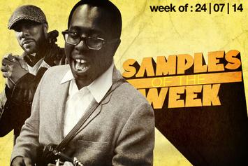 Samples Of the Week: July 24