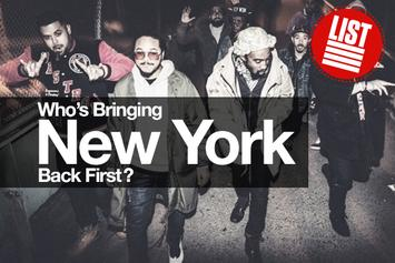Who's Bringing New York Back First?