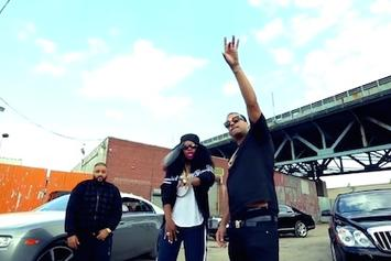 """DJ Khaled Feat. Remy Ma & French Montana """"They Don't Love You No More (Remix)"""" Video"""