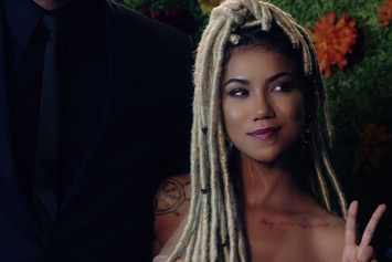 "Jhene Aiko ""The Pressure"" Video"