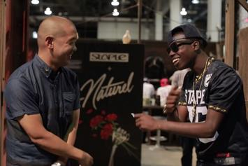Bobby Shmurda Talks Fame, Musical Inspirations, And More With Jeff Staple