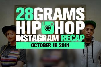 28 Grams: Hip-Hop Instagram Recap (Oct.18)