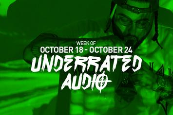 Underrated Audio: October 18- October 24