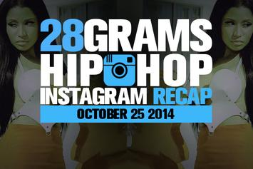 28 Grams: Hip-Hop Instagram Recap (Oct.25)