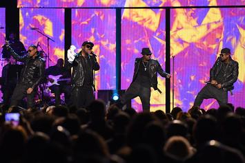 Jodeci Debuts New Single With B.o.B At 2014 Soul Train Awards