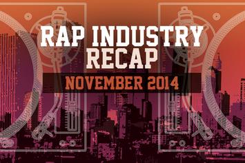 Rap Industry Recap: November