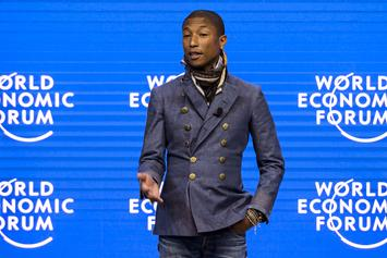 """Pharrell And Al Gore To Team Up For """"Live Earth"""" Concert"""