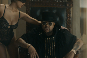 "The-Dream Feat. T.I. ""That's My Shit"" Video"