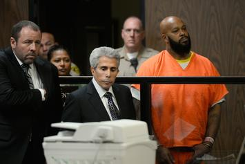 Suge Knight Claims That He Was Ambushed Before Hit-And-Run