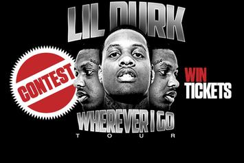 Contest: Win Tickets To Lil Durk's NYC Show Tonight