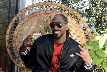 "Snoop Dogg Reveals Cover Art For ""BUSH"" [Update: Release Date Revealed]"