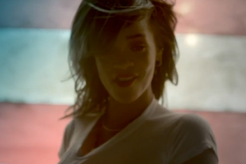 "Rihanna Previews New Song ""American Oxygen"" In March Madness Commercial"