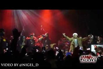 Wale Brings Out A$AP Ferg In NYC