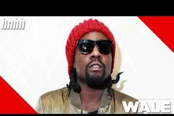 """Wale Speaks On """"Festivus"""" & """"The Album About Nothing"""""""