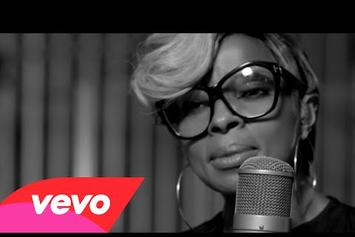 "Mary J. Blige ""When You're Gone"" Video"