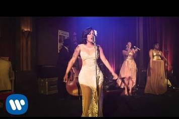 """K. Michelle """"Something About The Night"""" Video"""
