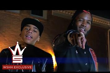 """Shy Glizzy Feat. Lil Mouse """"John Wall"""" Video"""