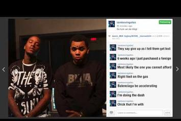 "Kevin Gates Feat. August Alsina ""I Don't Get Tired"" (Lyric Video)"