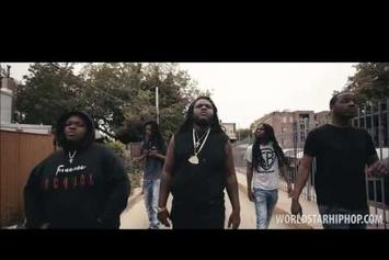 "FAT TREL ""Walkin Thru My Hood"" Video"