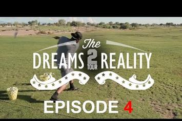 """Mark Battles """"Dreams 2 Reality"""" Tour Vlog #4 (Behind The Scenes)"""