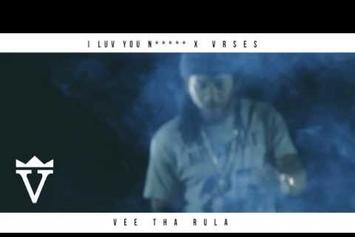 "Vee Tha Rula ""I Luv You Niggas"" Video"