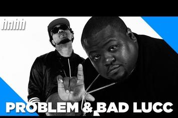 Problem & Bad Lucc Talk Career Beginnings, New Music