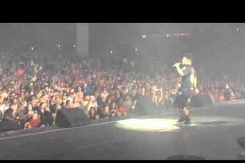 "iLoveMakonnen Performs ""Tuesday"" At ""Drake Vs. Lil Wayne"" Show"