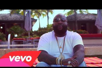 "Rick Ross ""Supreme"" Video"