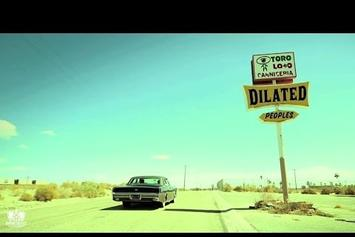 """Dilated Peoples """"Good As Gone"""" Video"""