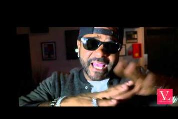 "Jim Jones ""2 On (ReVamp)"" Video"