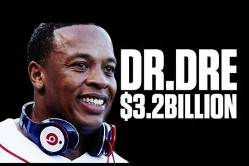 New Yorkers React To Dr.Dre 's Recent $3.2 Billion Dollar Deal