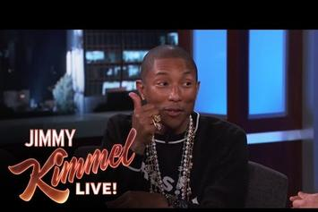 Pharrell Talks About The Time He Got A Phone Call From Michael Jackson