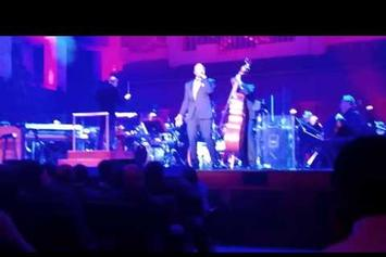 """Nas Performs """"One Love/Represent"""" With The National Symphony Orchestra"""