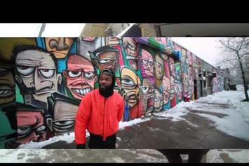 "Rome Fortune ""Four Flats"" Video"