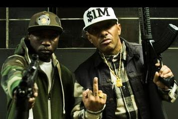"Mobb Deep ""Taking You Off Here"" Video"