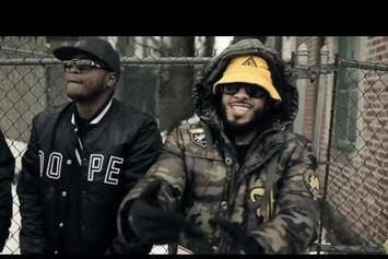 "Young Chris Feat. Peedi Crakk ""Nosetalgia (Freestyle)"" Video"