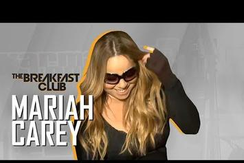 Mariah Carey On The Breakfast Club