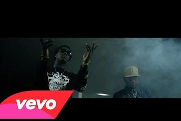 "K Camp Feat. CyHi The Prynce ""Think About It"" Video"