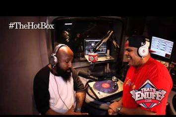 Sean Falyon On Hot 97's The Hot Box