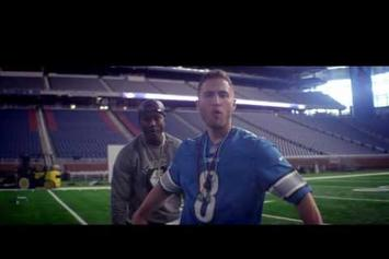 "Mike Posner Feat. Big Sean ""Top Of The World"" Video"