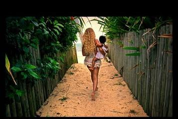 """Beyonce """"Blue"""" Video (Preview)"""