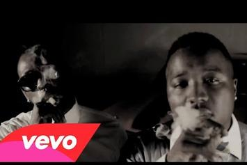 "Troy Ave Feat. King Sevin ""Cigar Smoke"" Video"