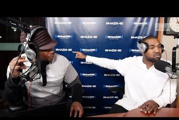 Kanye West Flips Out On Sway's Morning Show