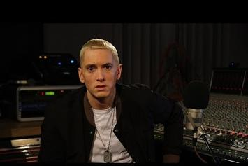 Eminem's Zane Lowe Interview (Part 1)