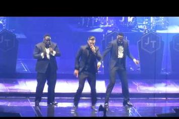 """Justin Timberlake Covers Bell Biv DeVoe's """"Poison"""" In Brooklyn"""