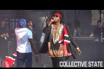 Trinidad James Hits Up Europe (Vlog)