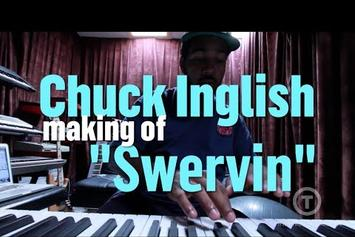 "Chuck Inglish Makes ""Swervin'"" At Truth Studios"
