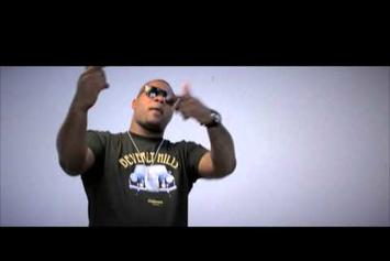 """Ray Jr Feat. Problem """"Champagne Spillin """" Video"""