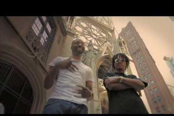 "GLC Feat. Raheem DeVaughn ""Cathedral"" Video"