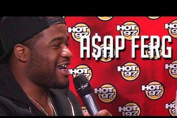 "A$AP Ferg ""Talks Harlem, His Father, A$AP Mob & More"" Video"